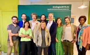 Les militants d'EELV à Marseille ont voté en faveur d'une liste écologiste pour les municipales de 2020.