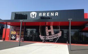 La H'Arena.
