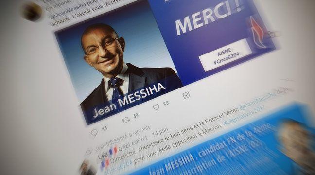 Jean Messiah (FN) était candidat dans l'Aisne. – M.Libert / 20 Minutes