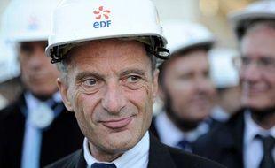 Henri Proglio le 12 novembre 2012 à Martigues