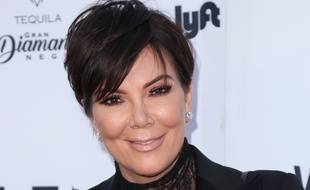 Kris Jenner à Los Angeles