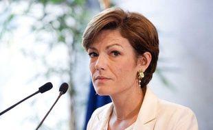 Chantal Jouanno, le 27 septembre 2011 à Paris.