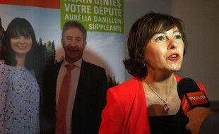La présidente socialiste sortante de la région Occitanie, Carole Delga. (archives)