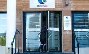 Une agence Pôle emploi à Marseille en 2012 (image d'illustration).