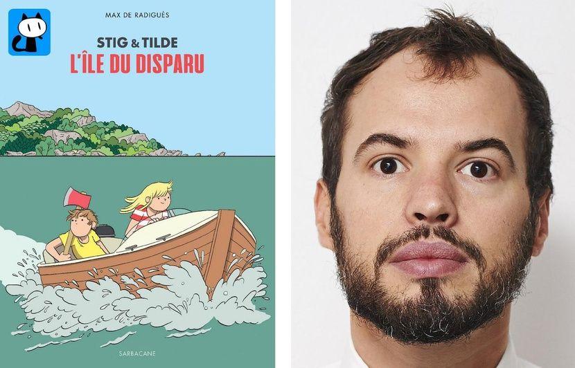 VIDEO. Festival d'Angoulême: Le dessinateur Max de Radiguès était en direct dans notre studio