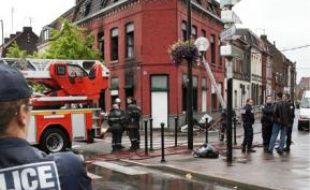 L'incendie a fait six morts et sept blessés.