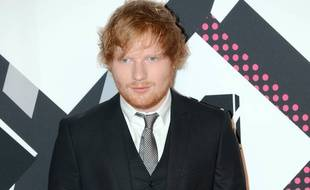 Le chanteur britannique Ed Sheeran