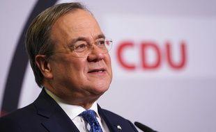 Le nouveau chef de la CDU, Armin Laschet.