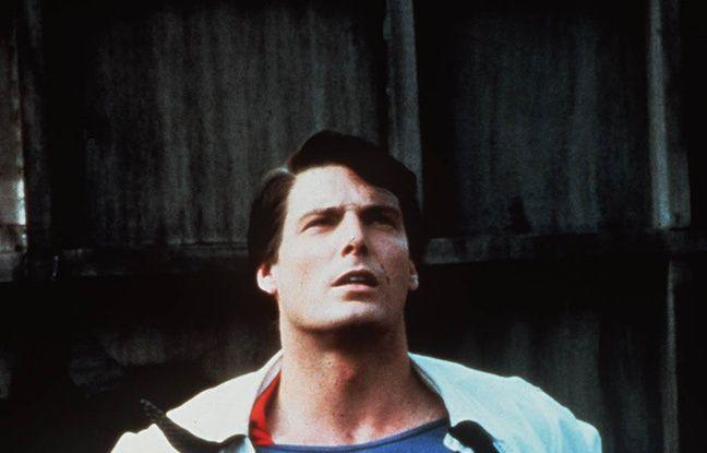 Christopher Reeve dans Superman.