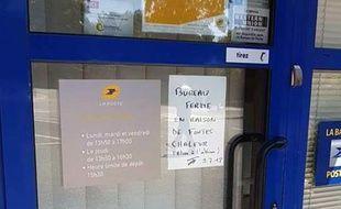 Un bureau de Poste a été fermé lundi dans le Morbihan à cause de la chaleur