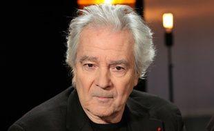 Pierre Arditi en janvier 2017 à Paris.