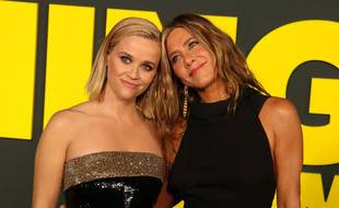 Les actrices Reese Witherspoon et Jennifer Aniston