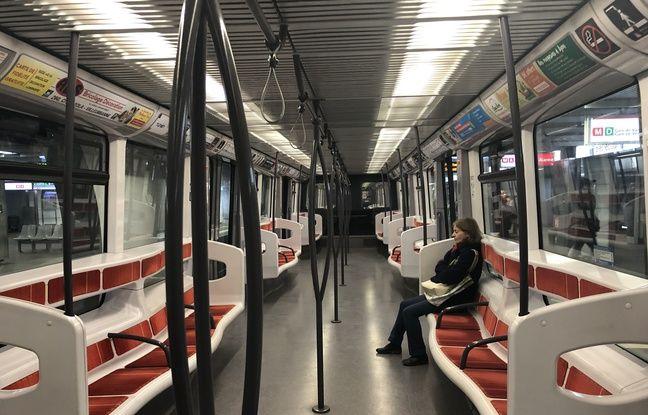 Coronavirus à Lyon: Le métro arrêté pour une suspicion de Covid-19 chez un agent