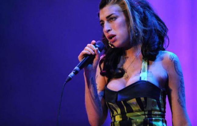 Amy Winehouse en concert à Belgrade, en Serbie le 18 juin 2011