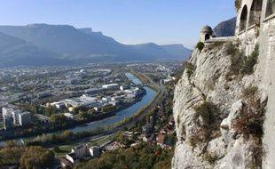 Des ossements ont été retrouvés dans l'une des salles des anciennes fortifications de Grenoble, à la Bastille.