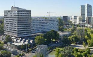 Le siège actuel de la Métropole de Lille.