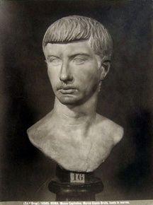 Buste de Brutus au Capitole de Rome, Carlo Brogi