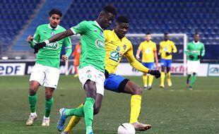 Coupe de France: Saint-Etienne éliminé à Sochaux