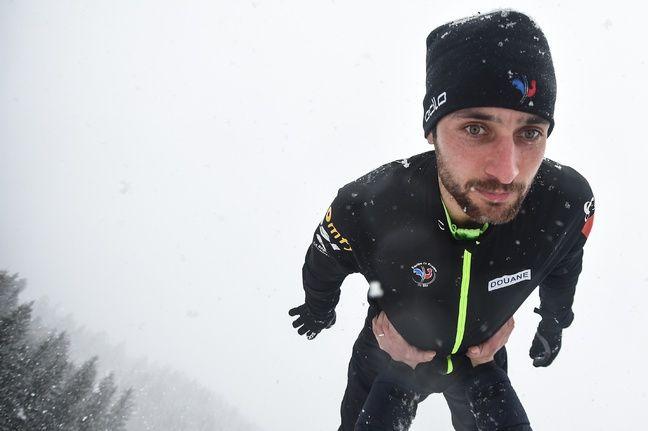 Jason Lamy-Chappuis est de retour sur le tremplin et sur les skis de fond!