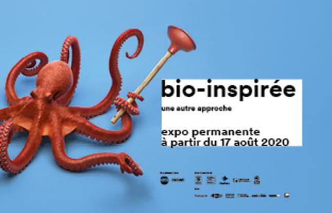 Visuel officiel de la nouvelle exposition permanente de la Cité des sciences et de l'industrie,