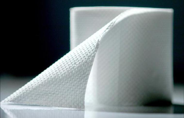 Papier toilette, illustration.