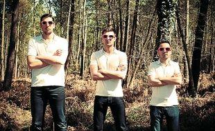 Le trio d'Angers Coco Grrrls fait partie des huit groupes sélectionnés.