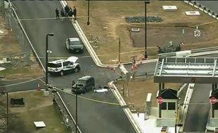 Fusillade près du siège de la NSA, à Fort Meade.