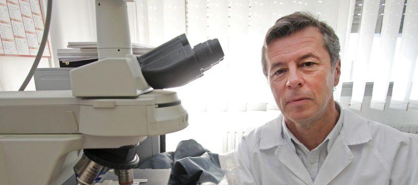 Le professeur Paul Hofman (CHU de Nice) a dirigé l'étude sur le dépistage précoce du cancer du poumon par prise de sang