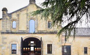 Le restaurant La Chapelle prendra place dans une partie de l'ancien temple protestant du château Guiraud (Sauternes).
