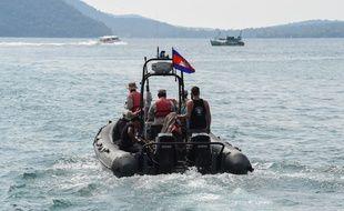 La police cambodgienne continue de chercher Amelia Bambridge, une touriste britannique disparu à Koh Rong depuis une semaine.