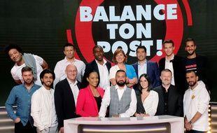 Tous les chroniqueurs de «Balance ton post», la nouvelle émission de Cyril Hanouna sur C8.