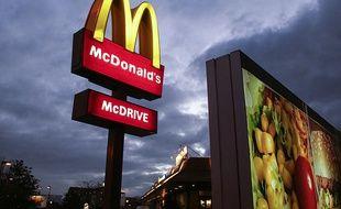 Un restaurant McDonald's dans la région de Nîmes (illustration)