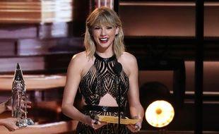 La chanteuse Taylor Swift à Nashville