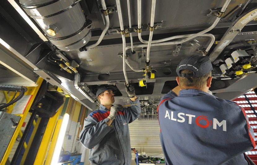 Alsace : La Région s'allie avec les Allemands et passe une commande de 30 trains au site d'Alstom Reichshoffen