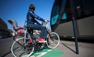 La pratique du vélo a connu une hausse de 12% depuis 2017.