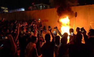 La contestation, lancée début octobre continue en Irak, et notamment à Bagdad, où le peuple a pris le pouvoir.