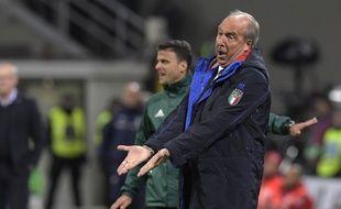 Ventura n'est plus le sélectionneur de l'Italie.