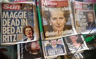 Le Royaume-Uni se préparait mardi à rendre un dernier hommage non dénué d'ambivalence à Margaret Thatcher, dont le décès a immédiatement rallumé la controverse sur son héritage et sur la nature des obsèques réservées la semaine prochaine à ce monstre sacré de la politique.