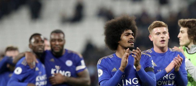 Leicester a gagné à West Ham