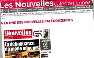 Les Nouvelles Calédoniennes.