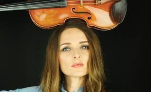 La violoniste Karen Brunon est aussi chanteuse