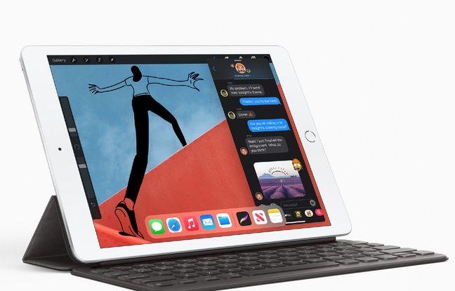 L'iPad 8 se veut une tablette accessible et performante.