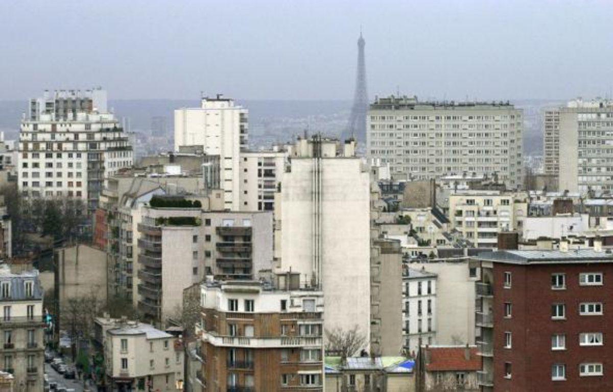 Environ 80 personnes occupaient vendredi à la mi-journée la Caisse de retraite et de sécurité sociale des Mines à Paris, pour protester contre les loyers trop élevés, selon eux, de certains logements HLM parisiens. – Mehdi Fedouach AFP/Archives
