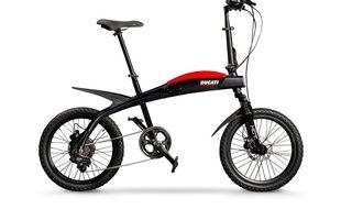 Vélo Ducati