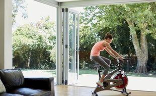 Le vélo permet de protéger les articulations, en évitant les chocs.