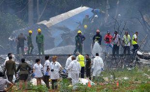Un appareilde la compagnie cubaine Cubana de aviacion, transportant 104 passagers, s'est écrasé ce vendredi.
