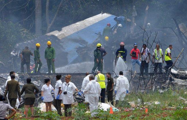 nouvel ordre mondial   Crash d'un avion à Cuba: Il y a sans doute 100 morts, craignent les autorités