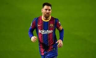 Lionel Messi est en forme