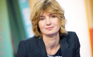 Monica Sabolo, lauréate du prix de Flore 2013.
