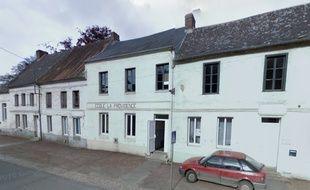L'école La Providence de Pas-en-Artois.